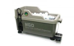 MGDボール供給機
